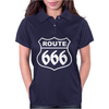 ROUTE 666 Womens Polo