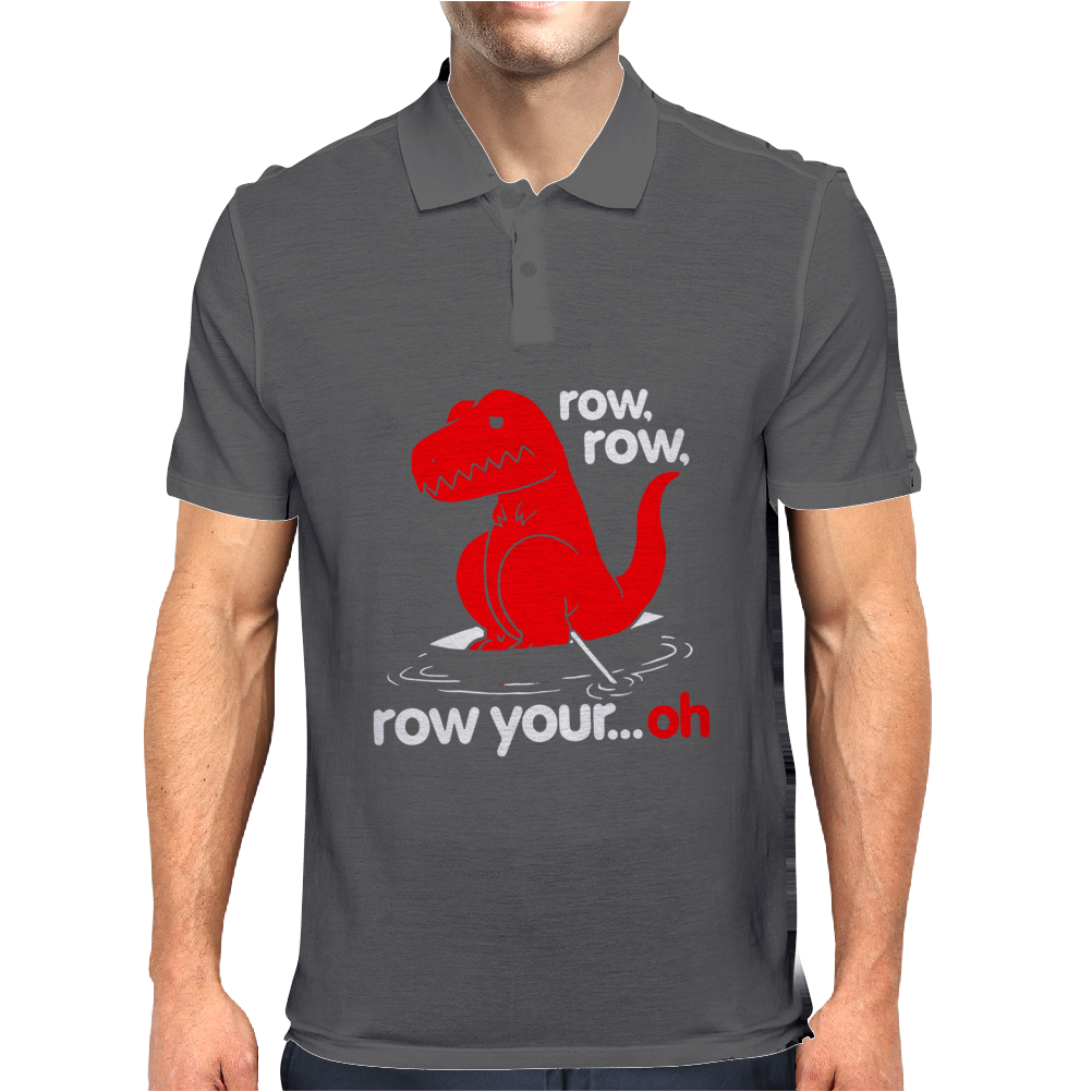 Row Your Oh Mens Polo