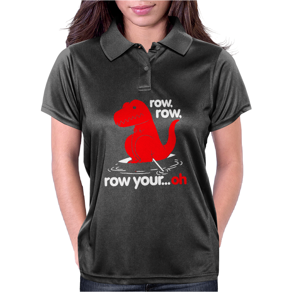 Row Your Oh Womens Polo