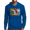 Roy of the Rovers Ideal Birthday Present or Gift Mens Hoodie
