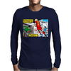 Roy of the Rovers Ideal Birthday Present or Gift Mens Long Sleeve T-Shirt