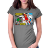 Roy of the Rovers Ideal Birthday Present or Gift Womens Fitted T-Shirt