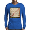 Royal7y 4 Life red Mens Long Sleeve T-Shirt