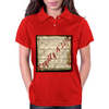 Royal7y 4 Life red Womens Polo