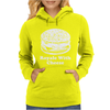Royale With Cheese Womens Hoodie