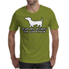 Rub My Weiner For Good Luck Mens T-Shirt