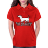Rub My Weiner For Good Luck Womens Polo