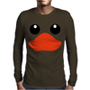 Rubber Duck Mens Long Sleeve T-Shirt