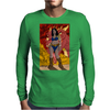 Rubenette and The Dragon Mens Long Sleeve T-Shirt
