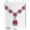 Ruby and Diamond Necklace Tablet
