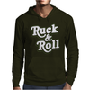 Ruck And Roll Mens Hoodie