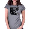 Rude Boy 1979 Ford Escort Men's Classic Car Womens Fitted T-Shirt