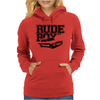 Rude Boy 1979 Ford Escort Men's Classic Car Womens Hoodie