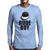Rude Boy Mens Long Sleeve T-Shirt