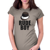 Rude Boy Womens Fitted T-Shirt