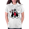 Rude Cat Womens Polo