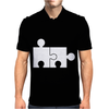 Rude Jigsaw Ideal Birthday Present or Gift Mens Polo