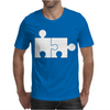 Rude Jigsaw Ideal Birthday Present or Gift Mens T-Shirt