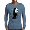 Rude Reaper Mens Long Sleeve T-Shirt