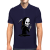 Rude Reaper Mens Polo