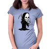 Rude Reaper Womens Fitted T-Shirt