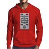 Rude Remote Control, Ideal Funny Birthday Gift Or Present Mens Hoodie