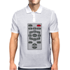 Rude Remote Control, Ideal Funny Birthday Gift Or Present Mens Polo