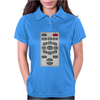 Rude Remote Control, Ideal Funny Birthday Gift Or Present Womens Polo