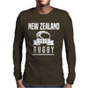 Rugby 2015 Nations Mens Long Sleeve T-Shirt