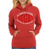 Rugby A Thugs Game Played By Gentleman Womens Hoodie