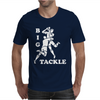 Rugby Big Tackle Mens T-Shirt