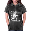 Rugby Big Tackle Womens Polo