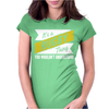 Rugby Thing Wouldn't Understand Womens Fitted T-Shirt