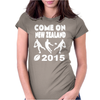 Rugby World Cup 2015 Womens Fitted T-Shirt