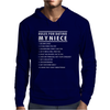 Rules For Dating My Niece Mens Hoodie