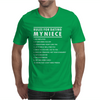 Rules For Dating My Niece Mens T-Shirt