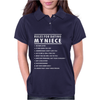Rules For Dating My Niece Womens Polo