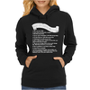 Rules For Dating My Son. Womens Hoodie
