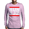 RUN 1JZ Mens Long Sleeve T-Shirt