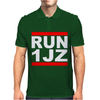 RUN 1JZ Mens Polo