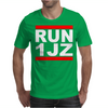 RUN 1JZ Mens T-Shirt