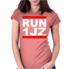 RUN 1JZ Womens Fitted T-Shirt