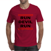 Run Devil Run Mens T-Shirt