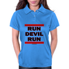 Run Devil Run Womens Polo