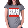 Run Floyd Womens Fitted T-Shirt