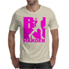 RUN Harder gym workout Mens T-Shirt