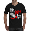 Run Hippie Run Mens T-Shirt