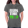 Run The Trap Womens Polo