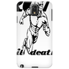 Run Until Death Phone Case