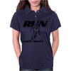 Run Until Death Womens Polo